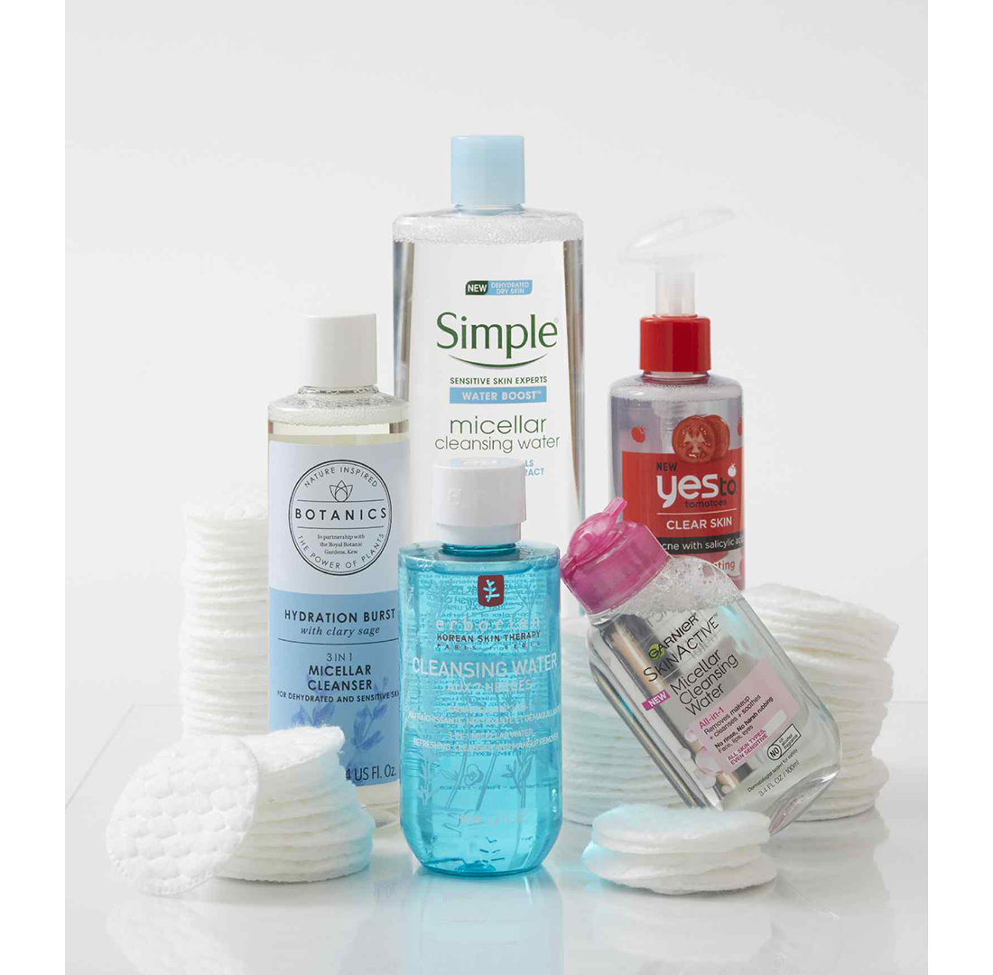 Micellar water products