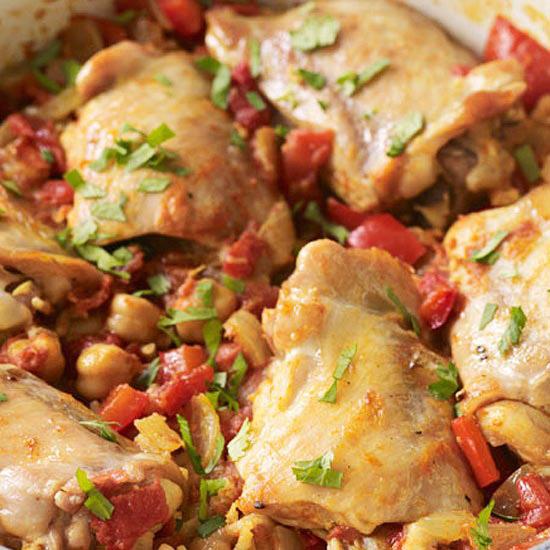 Chicken & Basmati Rice Casserole