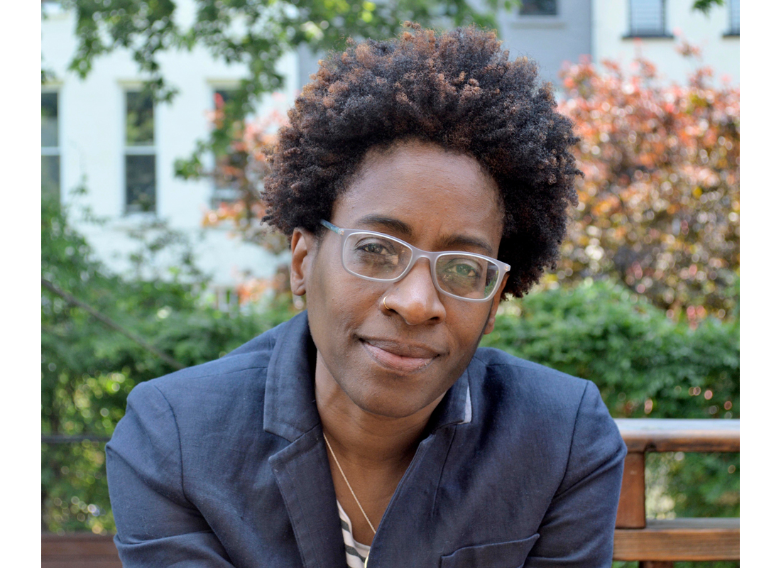Jacqueline Woodson Influential Mom 2018