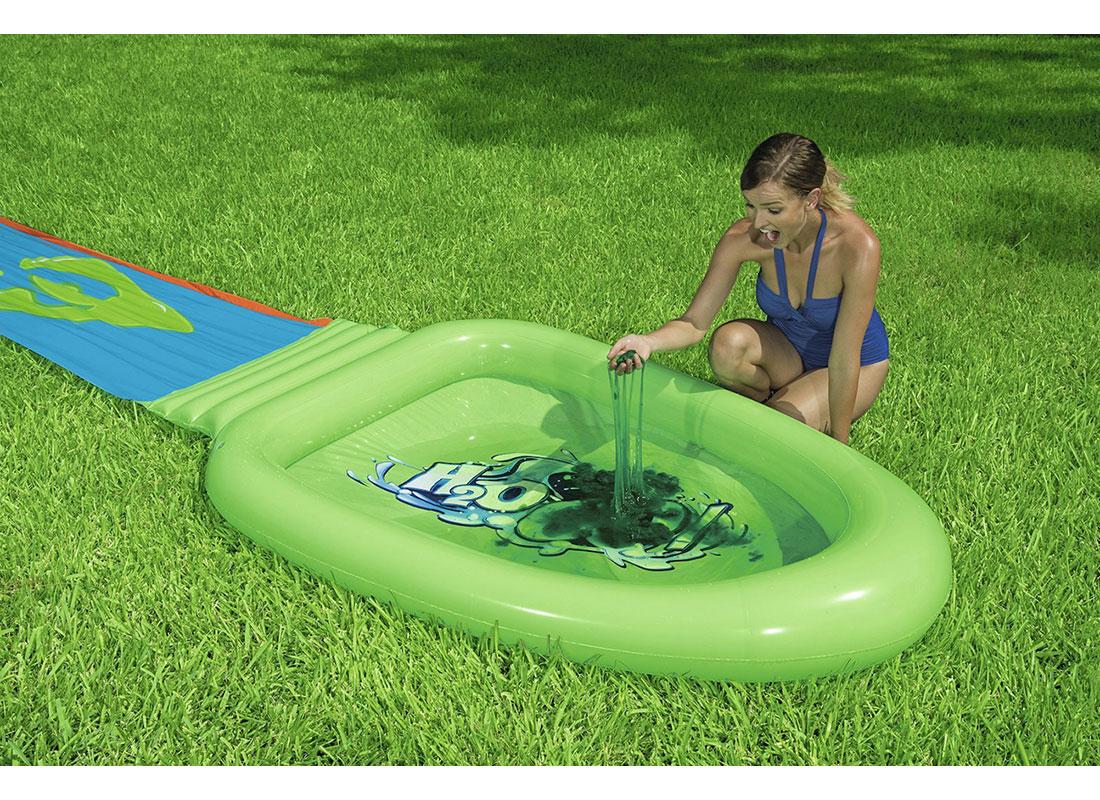 H2OGO! Slime & Splash Water Slide