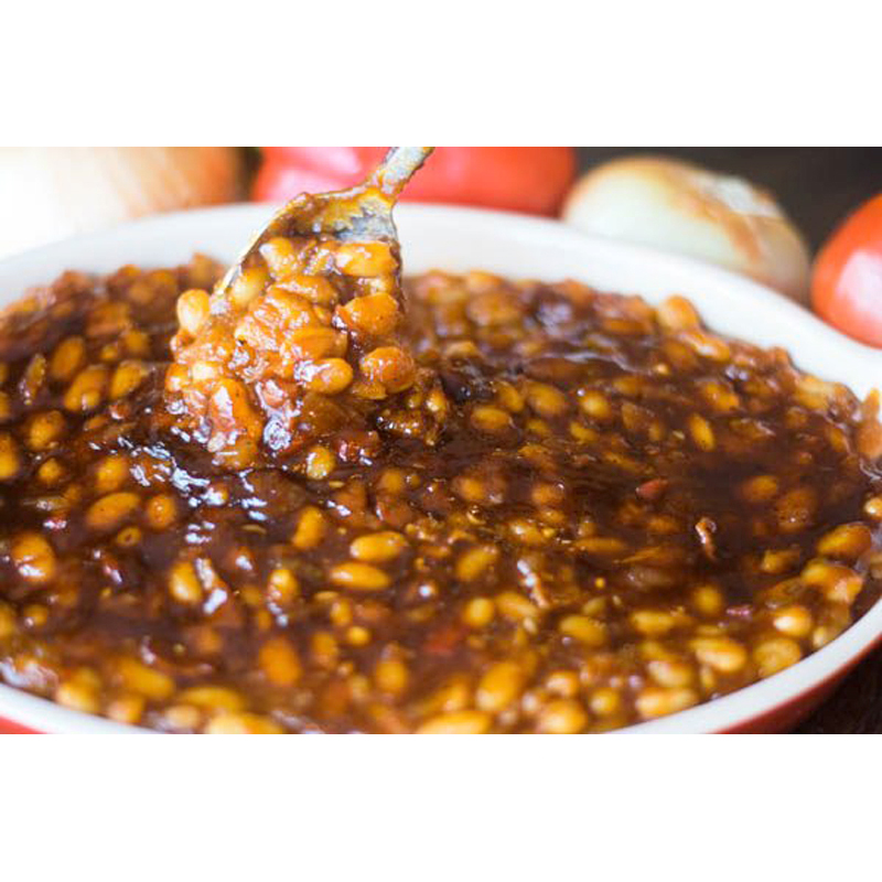 Melissa Cookston's Maple-Chipotle Baked Beans from Scratch