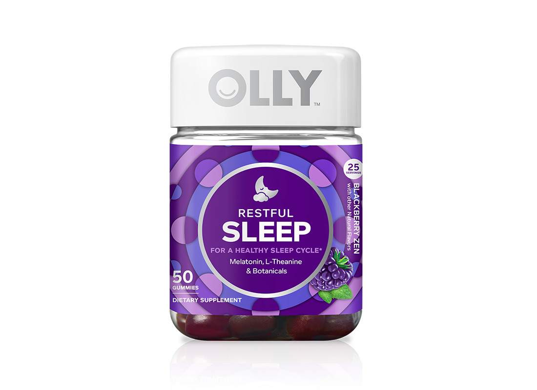 Olly Restful Sleep Zen Vitamin Gummies