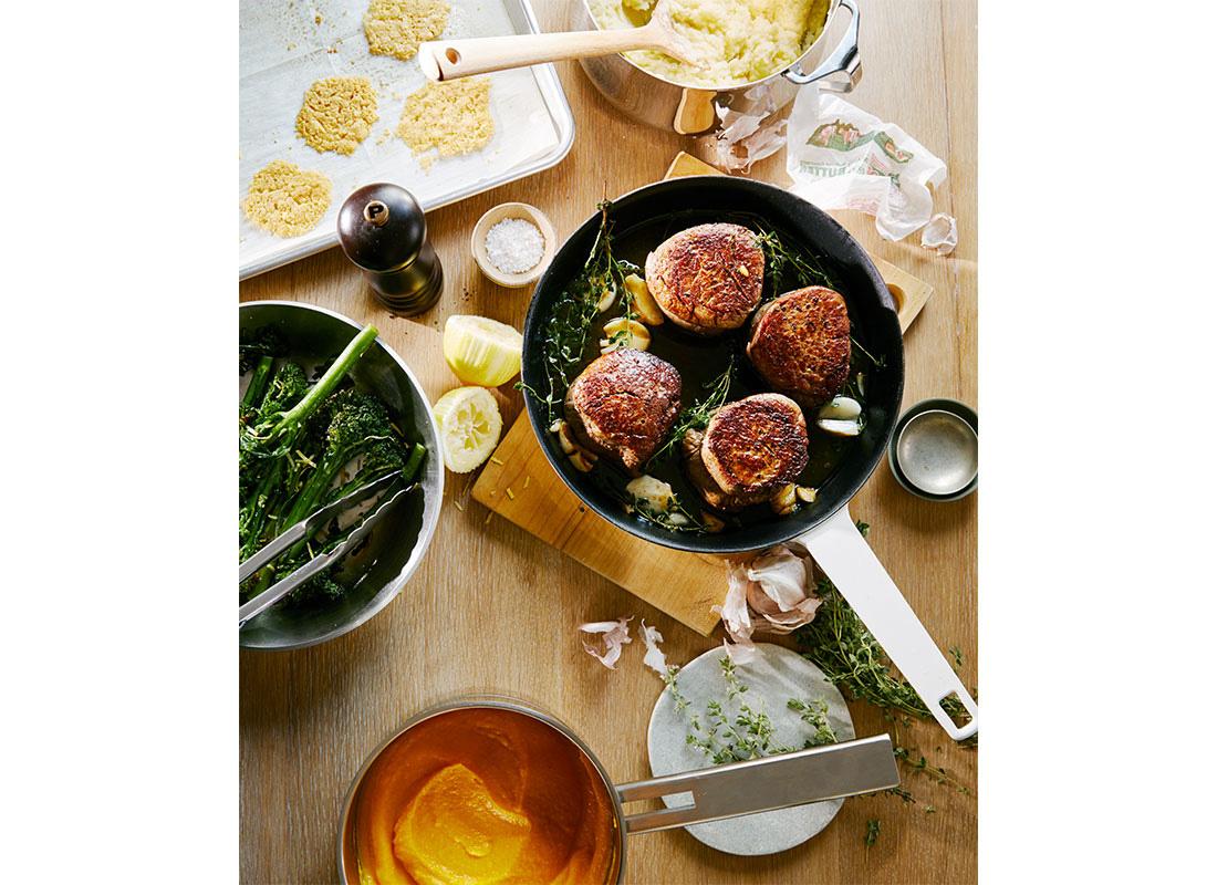 master chef dinner