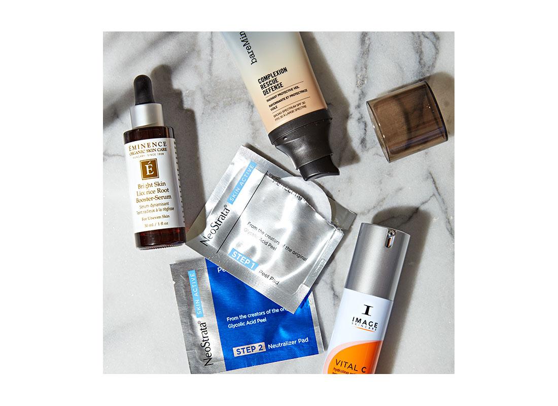 skincare for dark spots