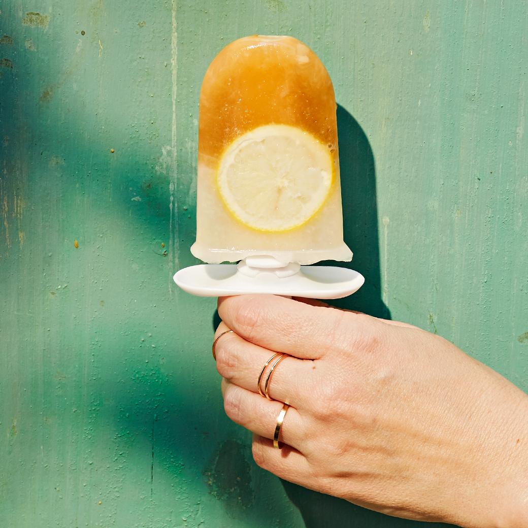 arnold palmer tea lemonade ice pops
