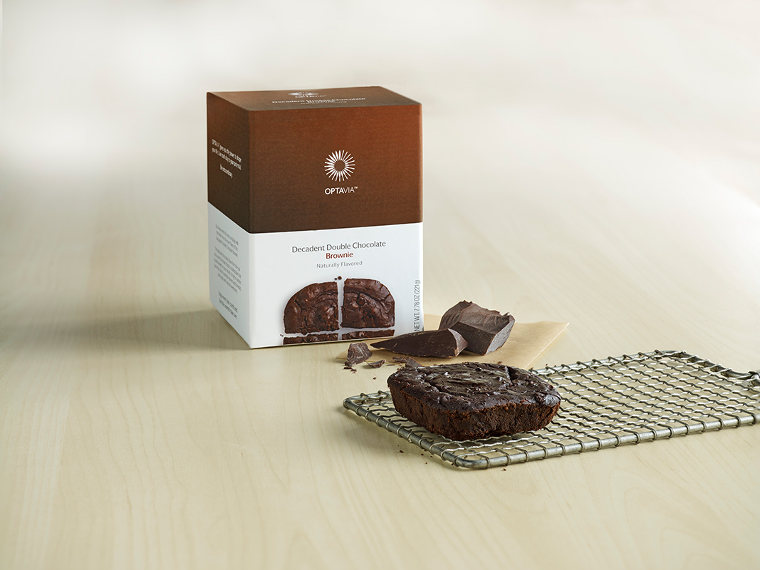 OPTAVIA brownie