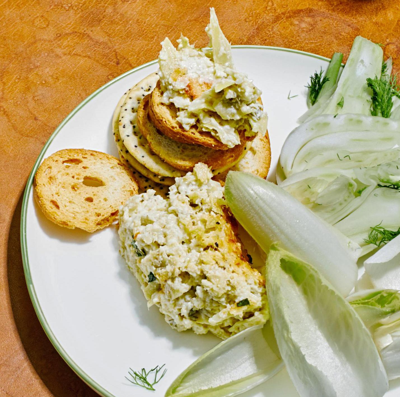 Parmesan-Artichoke Dip