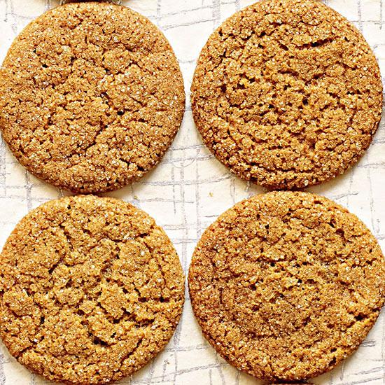 Sugar 'n' Spice Cookies