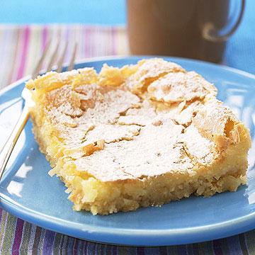Ooey-Gooey Butter Cake