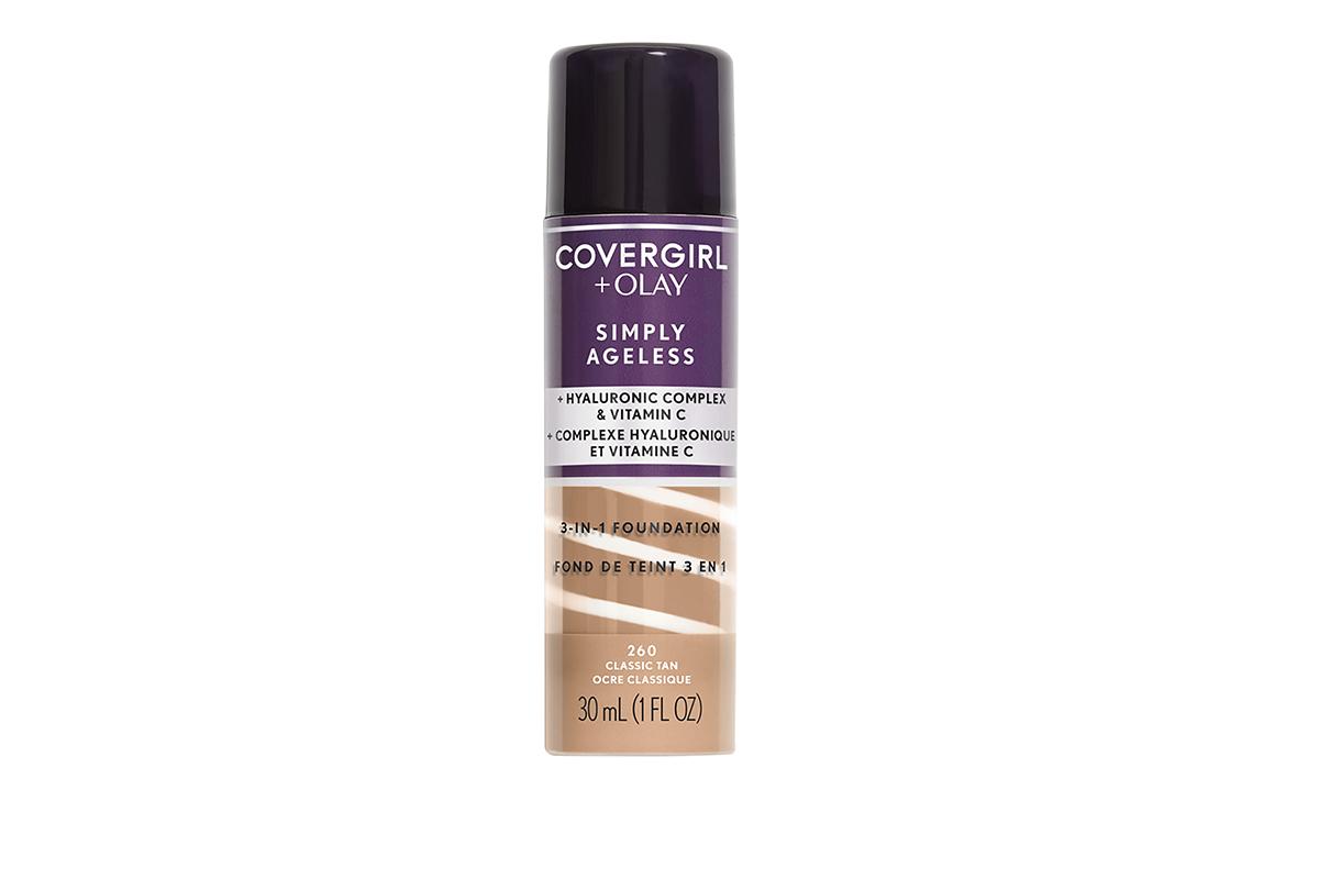 CoverGirl Liquid Foundation
