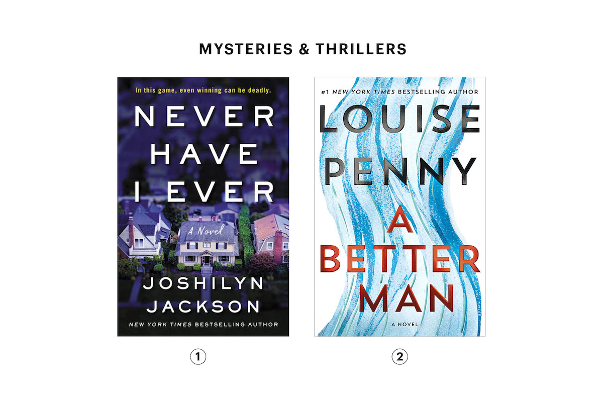 Mysteries and Thrillers1