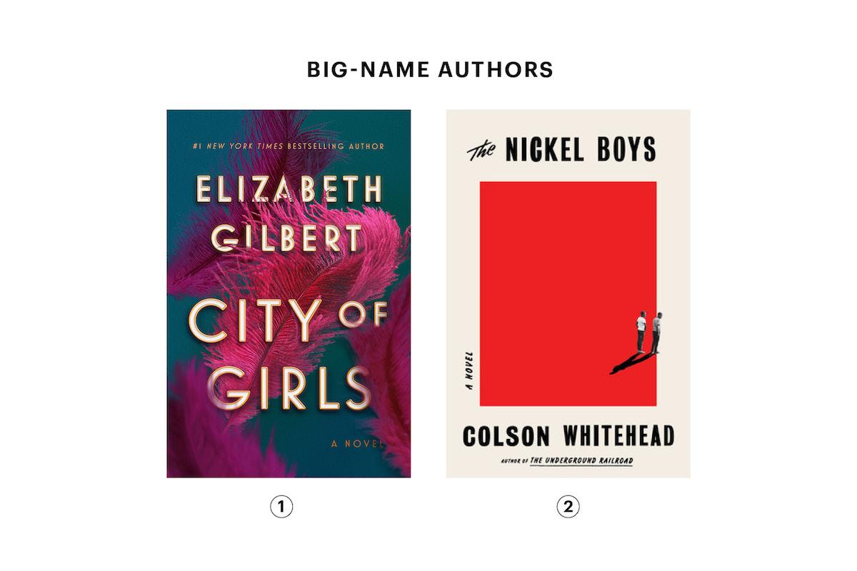 Big-Name Authors1