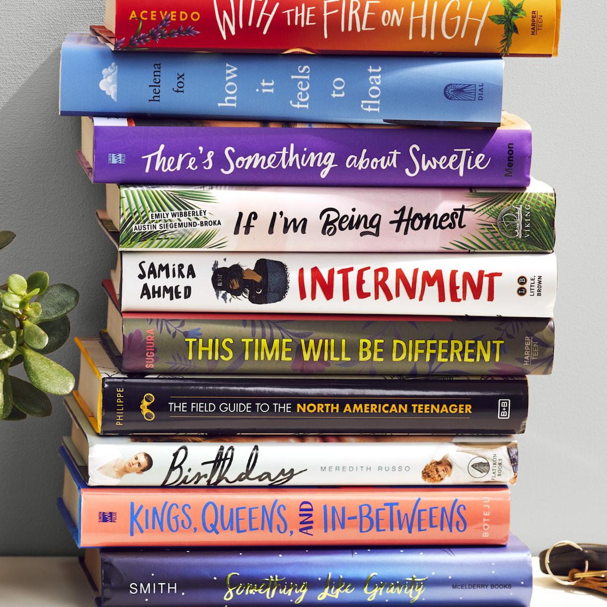 Summer teen reads