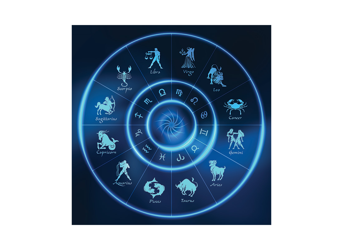 horoscope circle