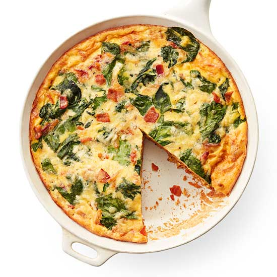Loaded Breakfast Frittata
