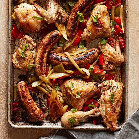 Chicken Scarapiello
