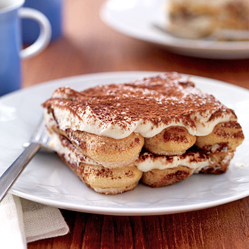 Coffee-Scented Tiramisu