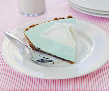 Marlene's Frozen Margarita Pie