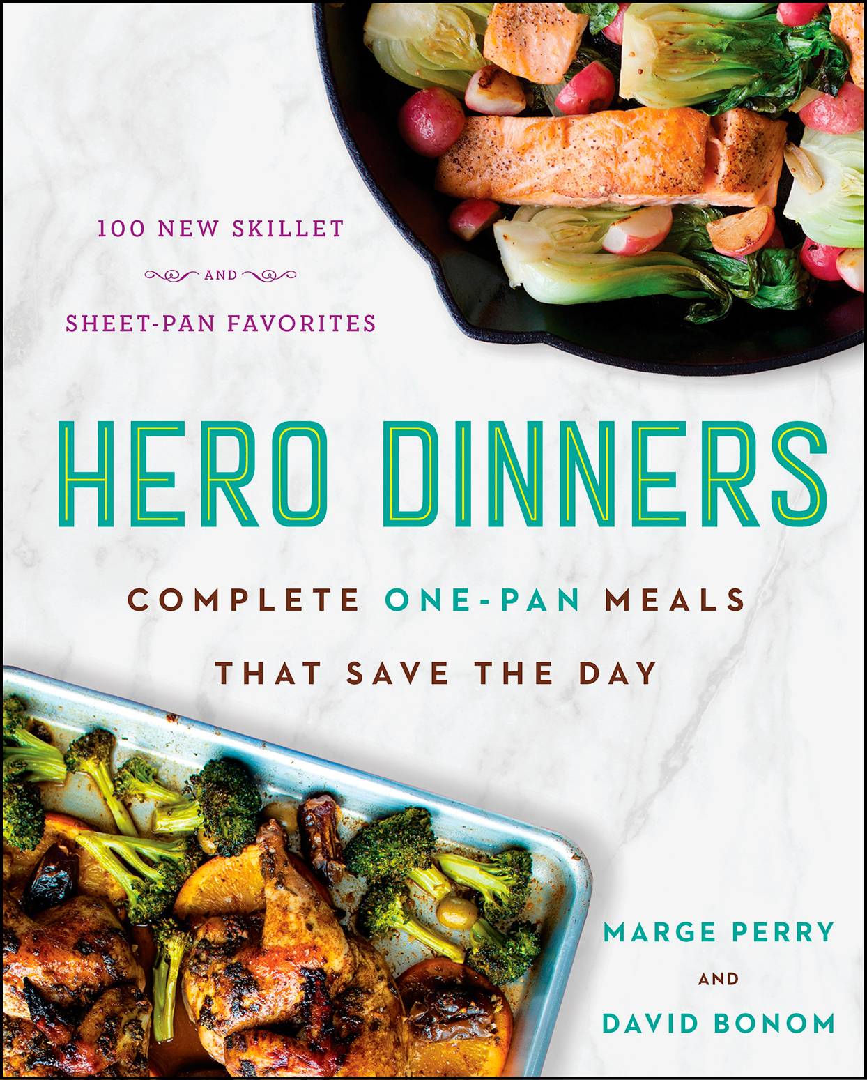 hero dinners cookbook