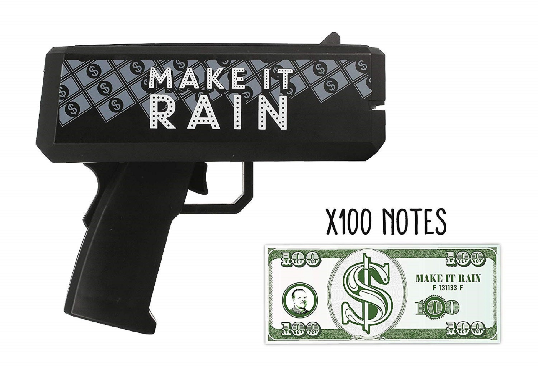2019 holiday gift guide NPW Make It Rain Money Shooter