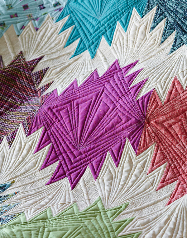 Geometric Quilting Designs