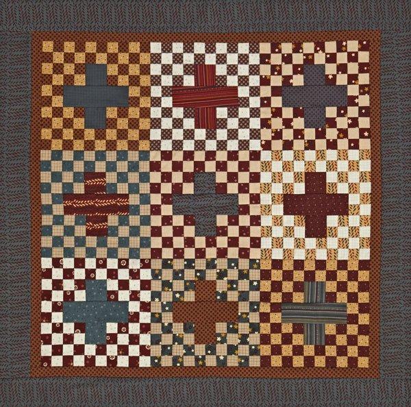 Checkerboard Addition