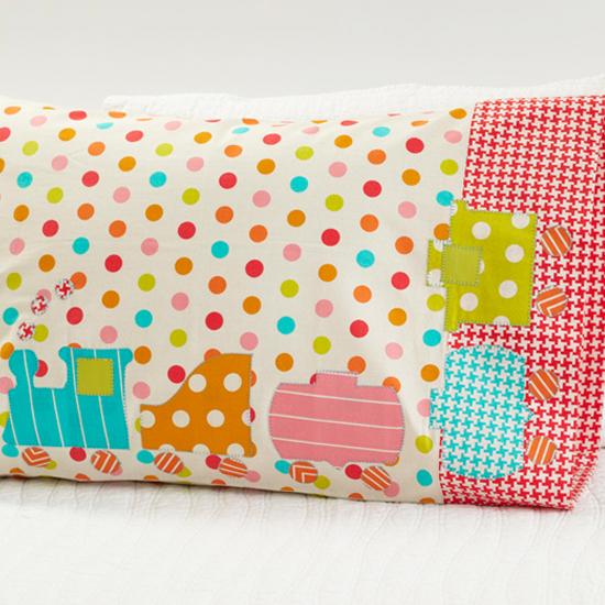 2nd Quarter 2013 One Million Pillowcase Featured Fabrics
