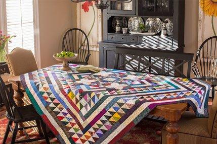 Pretty Tablecloth