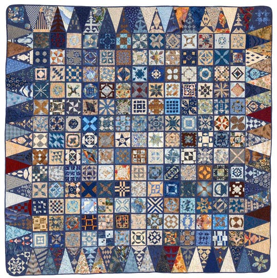 Challenge a Fellow Quilter