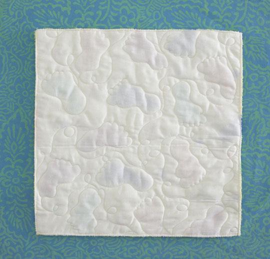 Quilting Plush Fabric