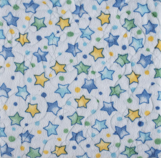 More Quilting Tips for Plush Fabric