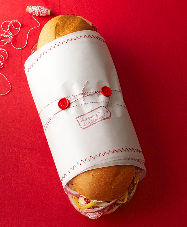 Sewn Bread Covering
