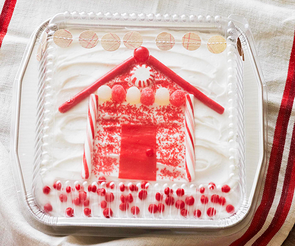 Cake Garland Wrapping