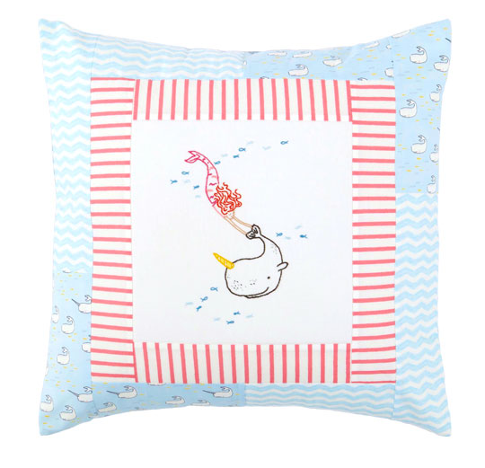 Under-the-Sea Pillow