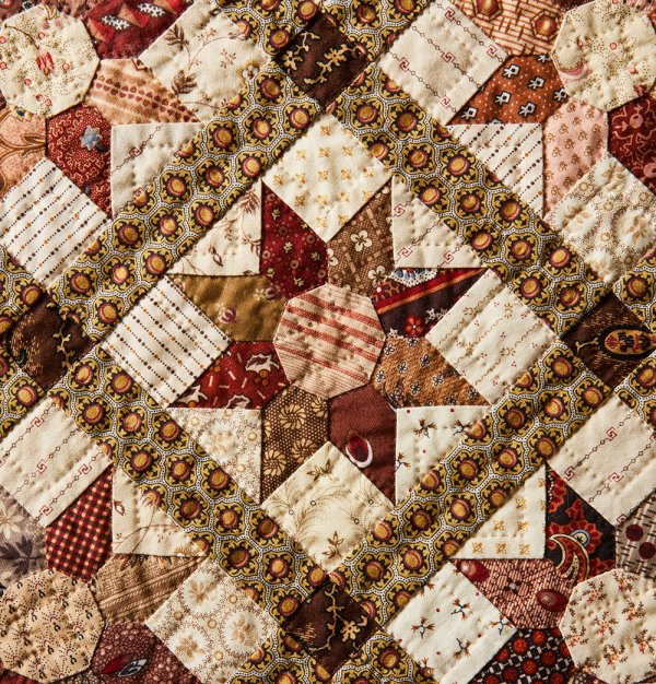 Hand Piecing Projects