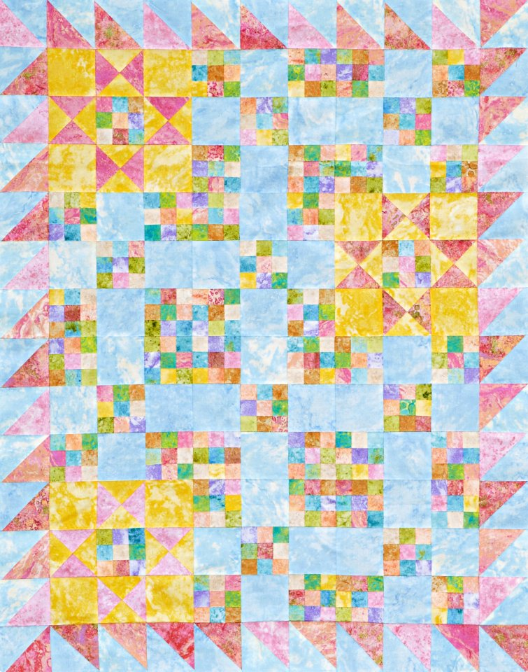 Pretty in Pastels Quilt