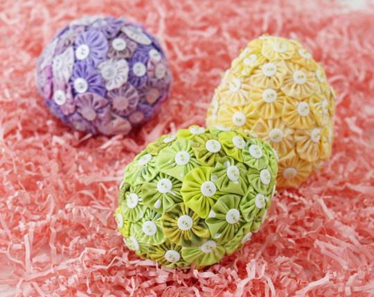 Yo-Yo Eggs