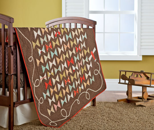 Color Options from Quilts and More™Fall 2012