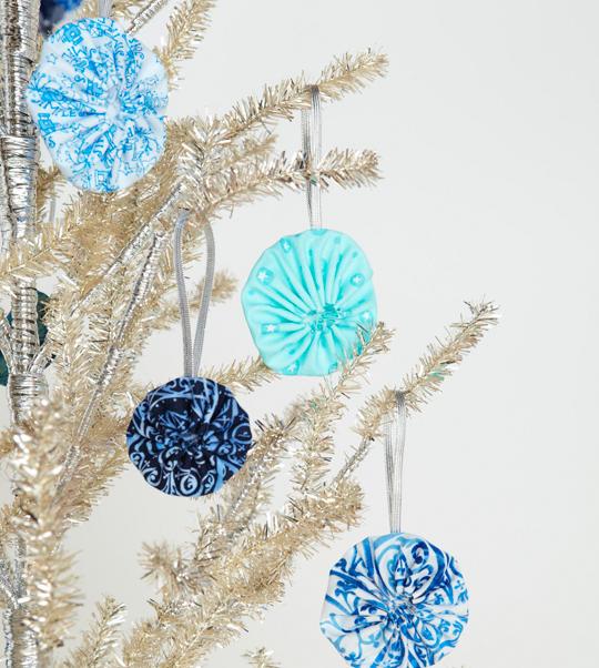 Yo-Yo Ornaments