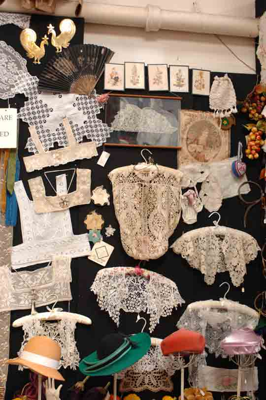 More Lacis Museum of Lace and Textiles
