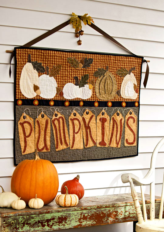 Color Options from American Patchwork & Quilting October 2011