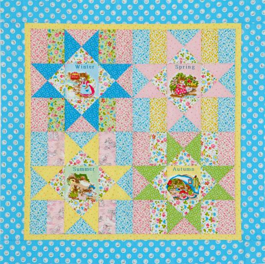 All-Season Baby Quilt