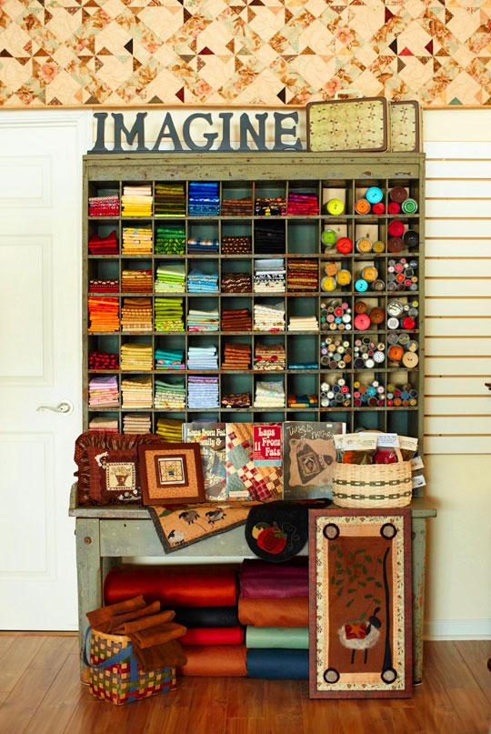Imaginative Storage