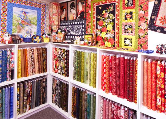 Asian-Theme Fabrics