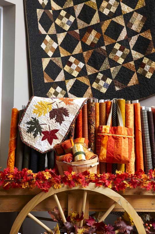 Fall into Seasons