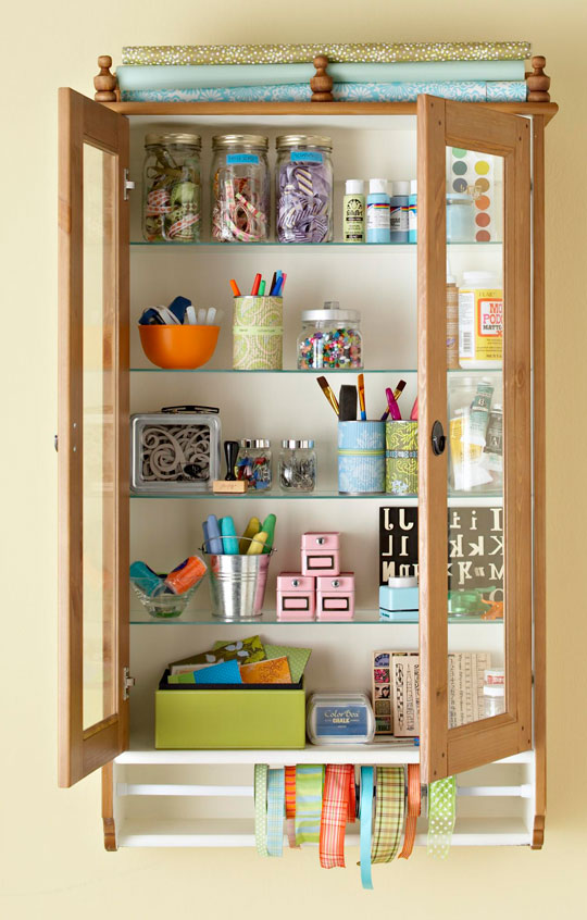 Catchall Cupboard