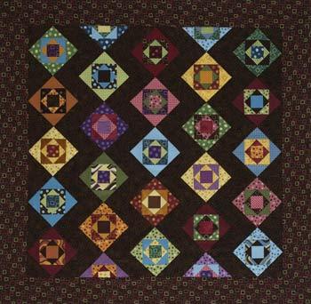 Scrappy Squares Color Option