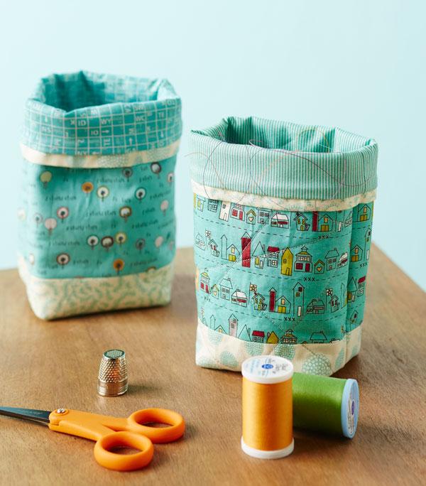 Scrap Lab Thread Catcher Bag