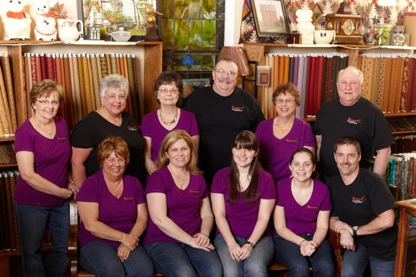 Meet the Staff at Bittersweet Quilt Shop & Home Decor