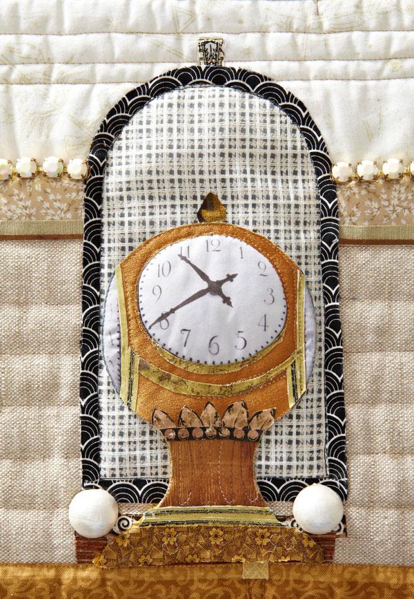 Meet Me at the Clock Detail